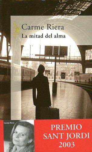 MITAD DEL ALMA   2004 edition cover