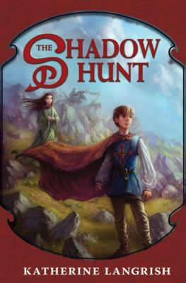 Shadow Hunt  N/A 9780061116766 Front Cover