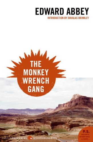 Monkey Wrench Gang  N/A 9780061129766 Front Cover