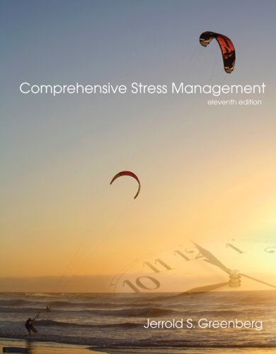 Comprehensive Stress Management  11th 2009 edition cover