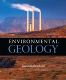 Loose Leaf Version for Environmental Geology  2nd 2014 edition cover