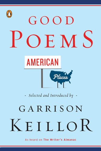 Good Poems, American Places  N/A 9780143120766 Front Cover