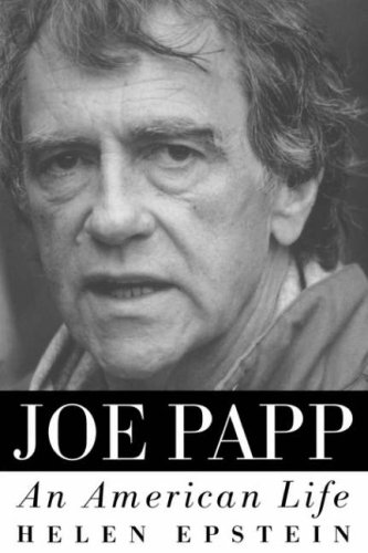 Joe Papp An American Life Reprint 9780306806766 Front Cover