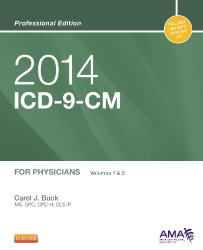 2014 ICD-9-CM for Physicians, Volumes 1 and 2 Professional Edition   2014 9780323186766 Front Cover
