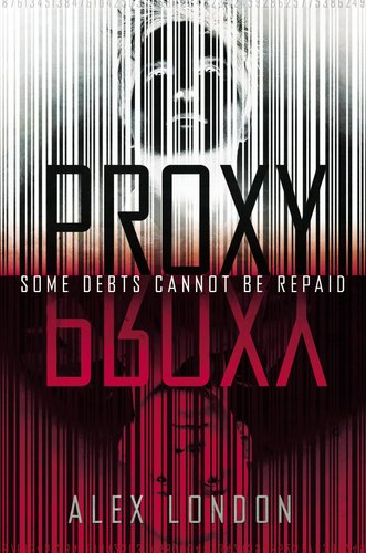 Proxy   2013 edition cover
