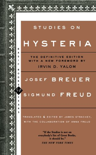 Studies on Hysteria   1957 edition cover