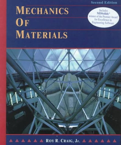 Mechanics of Materials  2nd 2000 (Revised) edition cover