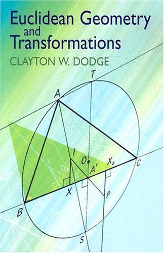 Euclidean Geometry and Transformations   2004 9780486434766 Front Cover