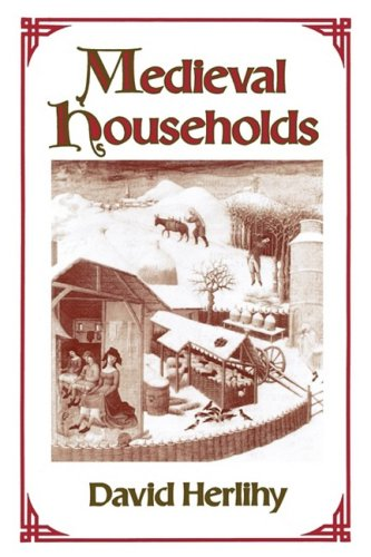 Medieval Households   1985 edition cover