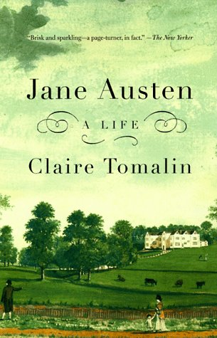 Jane Austen A Life  1999 edition cover