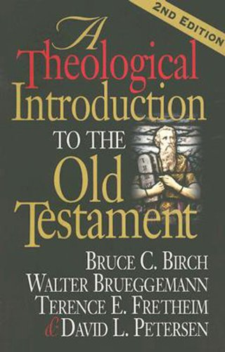Theological Introduction to the Old Testament  2nd 2005 edition cover