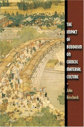 Impact of Buddhism on Chinese Material Culture   2003 edition cover