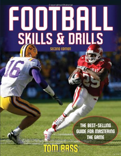 Football Skills and Drills  2nd 2012 9780736090766 Front Cover