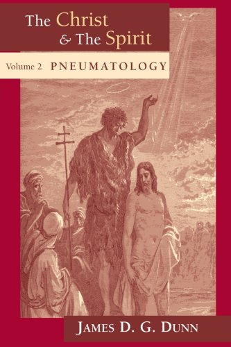 Christ and the Spirit Pneumatology  1998 edition cover