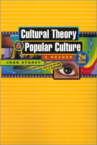 Cultural Theory and Popular Culture A Reader 2nd 2000 edition cover
