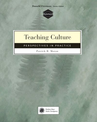 Teaching Culture Perspectives in Practice  2001 edition cover