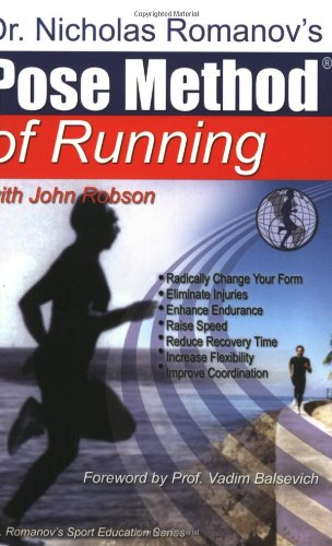 Pose Method of Running   2002 edition cover