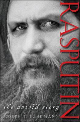Rasputin The Untold Story  2013 edition cover