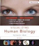 Visualizing Human Biology:   2012 edition cover