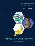 Organic Chemistry: 12th 2016 9781118875766 Front Cover