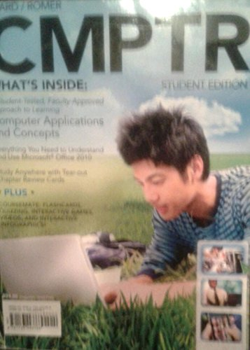 CMPTR   >CUSTOM< N/A 9781133443766 Front Cover
