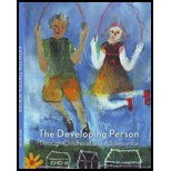 Developing Person Through Childhood and Adolescence  9th 2012 edition cover