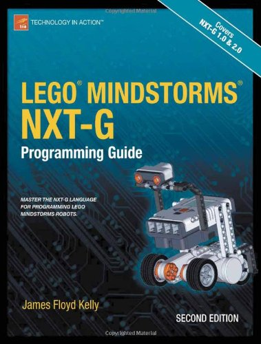 Lego Mindstorms NXT-G Programming Guide  2nd 2007 9781430229766 Front Cover