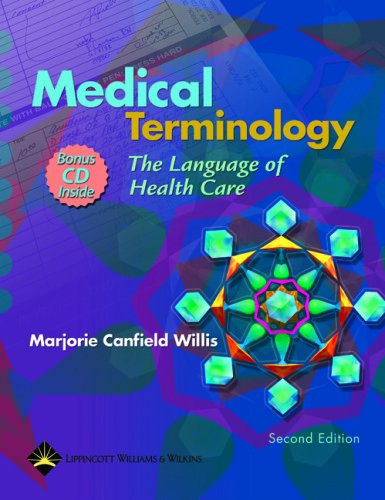 Medical Terminology / Medical Dictionary for the Health Professionals and Nursing:   2011 edition cover