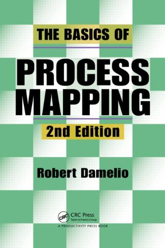 Basics of Process Mapping  2nd 2011 (Revised) edition cover