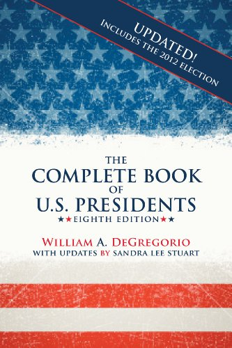 Complete Book of U. S. Presidents  8th 2013 edition cover