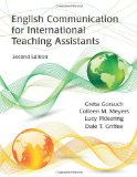English Communication for International Teaching Assistants  2nd 2012 edition cover