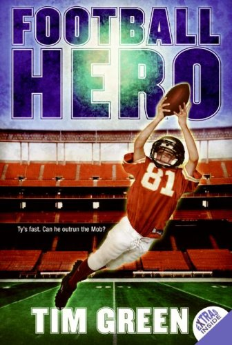 Football Hero  N/A 9780061122767 Front Cover