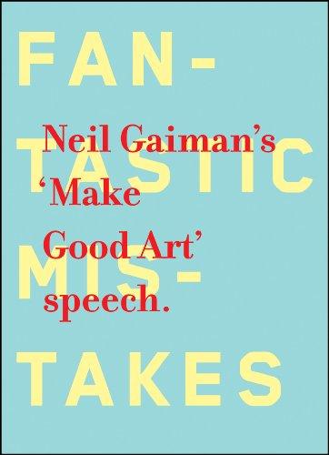 Make Good Art  N/A edition cover