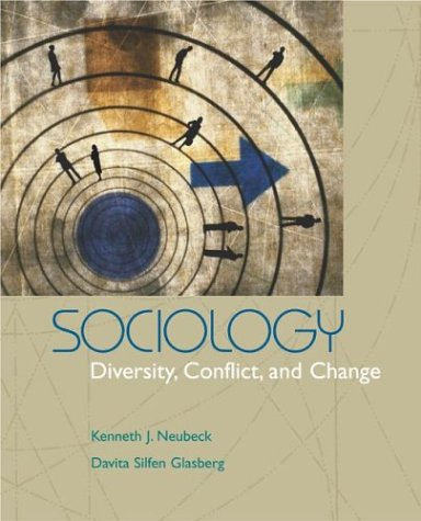 Sociology Diversity, Conflict, and Change: A Critical Approach  2005 edition cover
