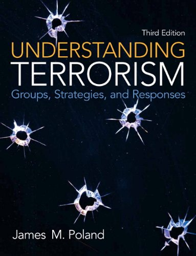 Understanding Terrorism Groups, Strategies, and Responses 3rd 2011 edition cover