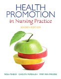 Health Promotion in Nursing Practice  7th 2015 9780133108767 Front Cover