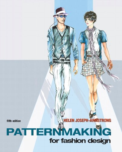 Patternmaking for Fashion Design  5th 2010 edition cover
