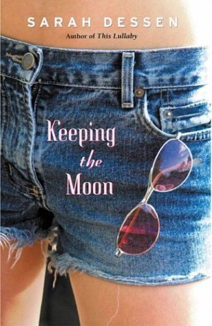 Keeping the Moon   1999 edition cover