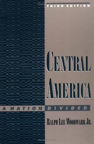 Central America A Nation Divided 3rd 1999 (Revised) edition cover