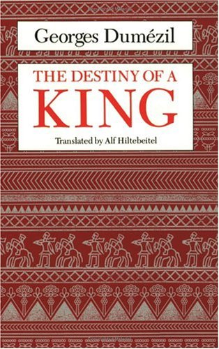 Destiny of a King  N/A 9780226169767 Front Cover