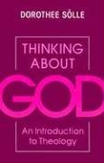 Thinking about God An Introduction to Theology  1990 edition cover