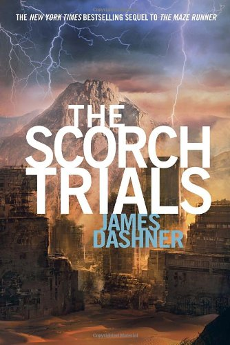 Scorch Trials  N/A 9780385738767 Front Cover