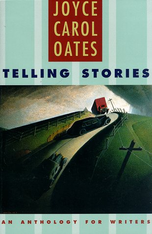 Telling Stories An Anthology for Writers  1998 edition cover