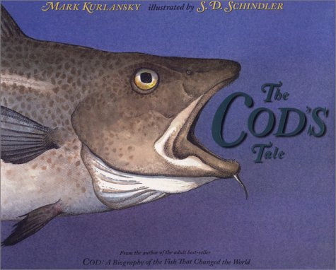 Cod's Tale   2001 edition cover