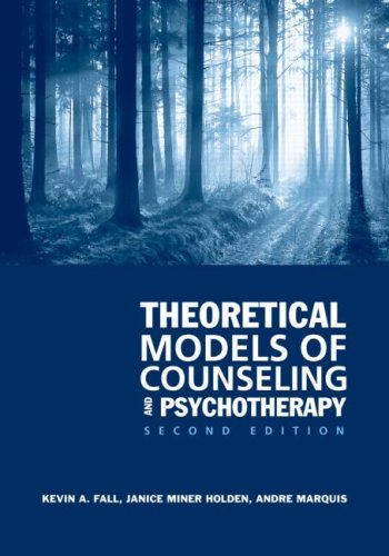 Theoretical Models of Counseling and Psychotherapy  2nd 2010 (Revised) edition cover