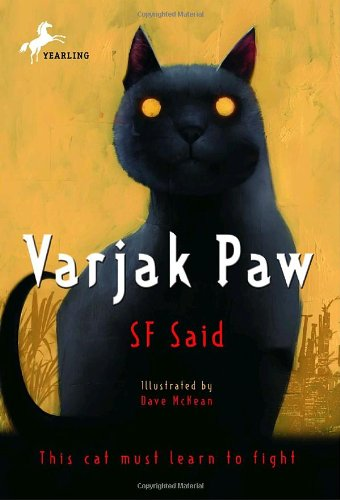 Varjak Paw   2003 (Reprint) edition cover