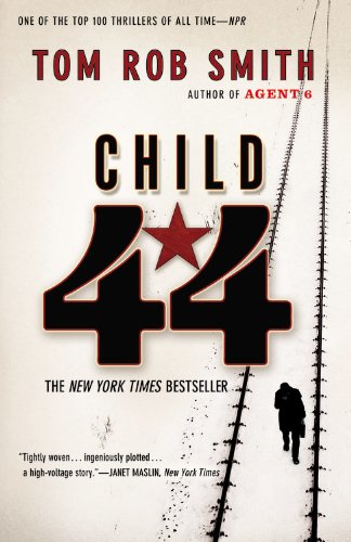 Child 44   2011 9780446572767 Front Cover