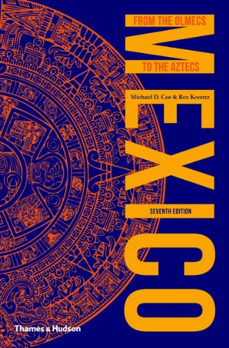 Mexico: From the Olmecs to the Aztecs  2013 edition cover