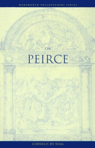 On Peirce   2001 9780534583767 Front Cover