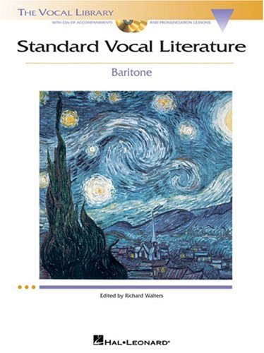 Standard Vocal Literature An Introduction to Repertoire N/A 9780634078767 Front Cover